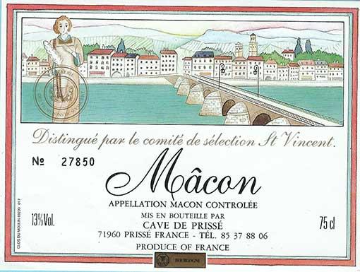 etiquette Macon