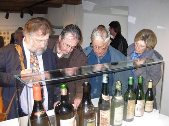 visage du vin