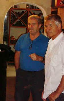Yves et M.Métraux