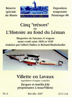 Vernissage du Musée 6 mai 2000